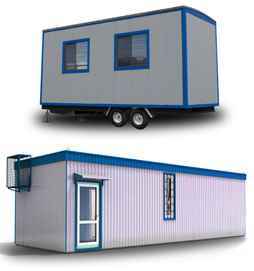 portable rooms for rent